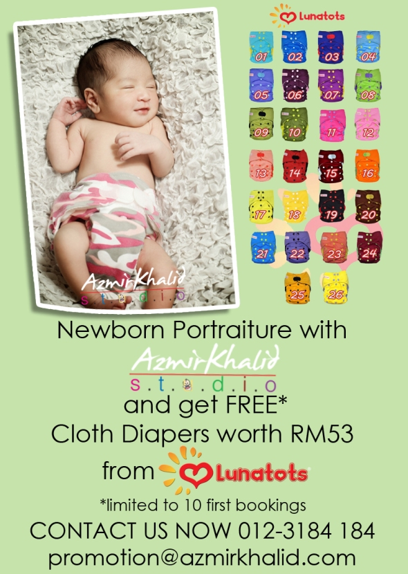 FREE LUNATOTS CLOTH DIAPERS