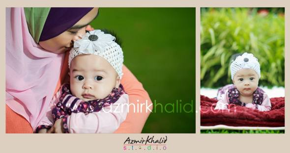 Baby Portraiture by AzmirKhalid